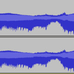 Streichfett waveform offset (over 30s)